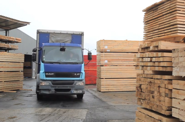 logistique bois