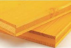 panneaux 3 plis jaunes